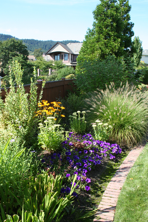 Corvallis Garden Design by Beth Young © B. Young