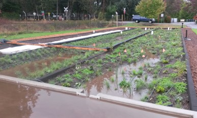 stormwater research facility