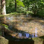 water cistern at Beazell