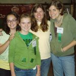 Kids Day for Conservation volunteers