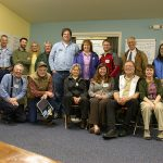 staff and board of BSWCD, 2013